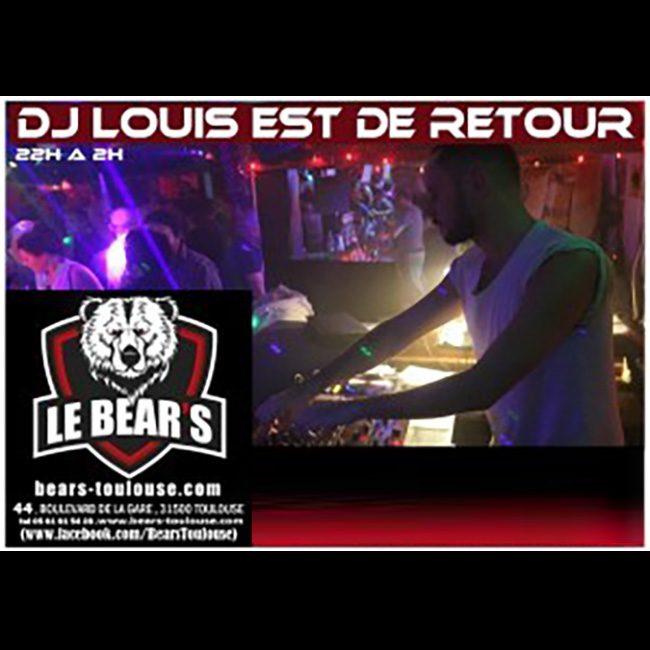 DJ Louis est de retour