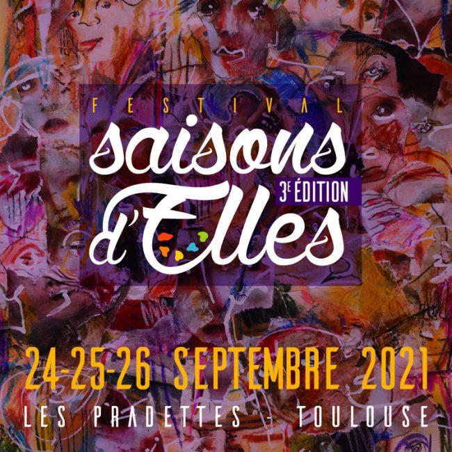Festival Saisons d'Elles
